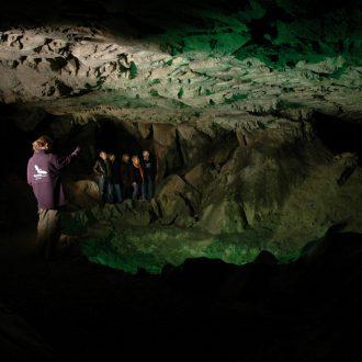 Führung durch die Kalkberghöhle